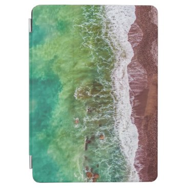 Awesome Seaside Top View   iPad Air Case