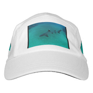 Awesome Shark in the Deep Headsweats Hat