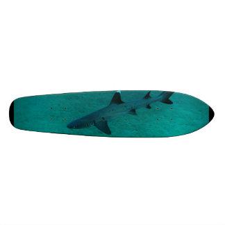 Awesome Shark in the Deep Skateboard Decks