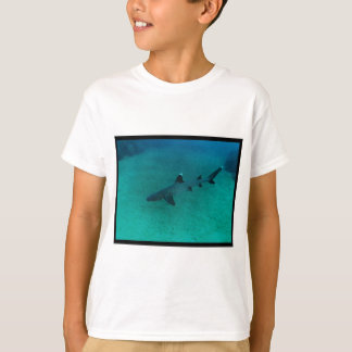 Awesome Shark in the Deep T-Shirt