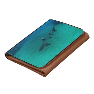 Awesome Shark in the Deep Wallet