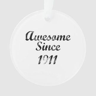 Awesome Since 1911
