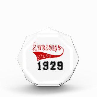 Awesome Since 1929 Award