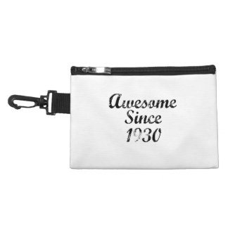 Awesome Since 1930 Accessory Bags