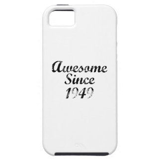 Awesome Since 1949 iPhone SE/5/5s Case
