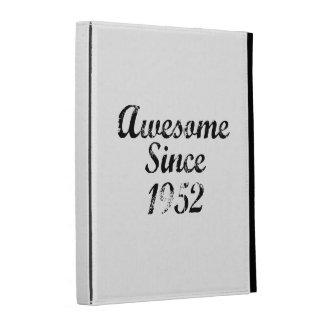 Awesome Since 1952 iPad Folio Cover