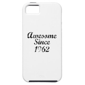 Awesome Since 1962 iPhone SE/5/5s Case