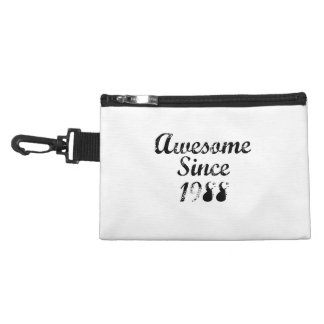 Awesome Since 1988 Accessories Bags