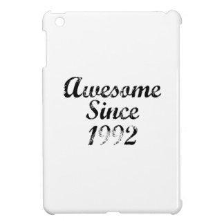 Awesome Since 1992 iPad Mini Cover