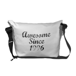 Awesome Since 1996 Messenger Bag