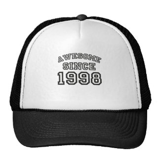 Awesome since 1998 gorro