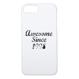 Awesome Since 1998 iPhone 8/7 Case