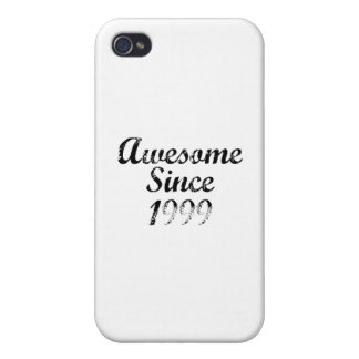 Awesome Since 1999 iPhone 4/4S Case