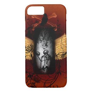 Awesome skeleton iPhone 7 case