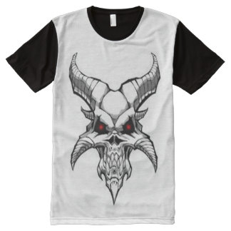awesome skull designs All-Over-Print shirt