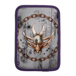 Awesome skull sleeve for iPad mini