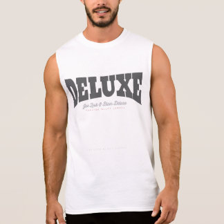 Awesome sleeveless Blues Deluxe shirt