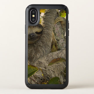 awesome Sloth Speck iPhone X Case