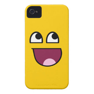 Awesome Smiley iPhone 4 Case
