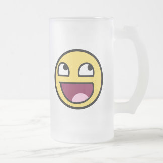 awesome smiley face awesome face mugs