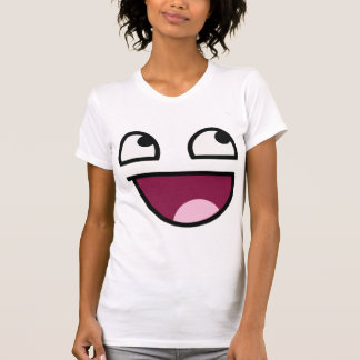 Awesome Smiley Face tshirt