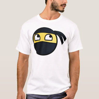 Awesome Smiley Ninja - Meme T-Shirt