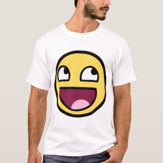 Awesome Smiley T-Shirt