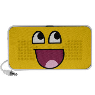 Awesome Smiley Travel Speakers