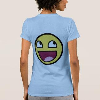 Awesome Smiley Tee Shirt