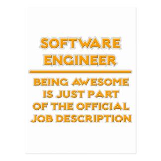 Awesome Software Engineer ..  Job Description Postcard