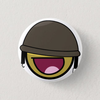 AWESOME SOLDIER BUTTON