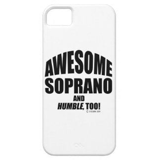 Awesome Soprano iPhone SE/5/5s Case