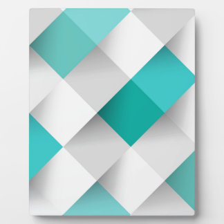 Awesome square pattern from huggit plaque