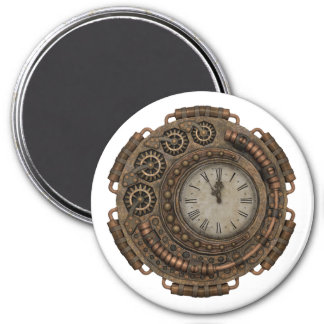 Awesome steampunk collage designs magnet
