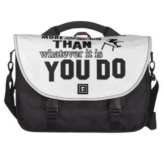 Awesome Steeple Design Laptop Bag