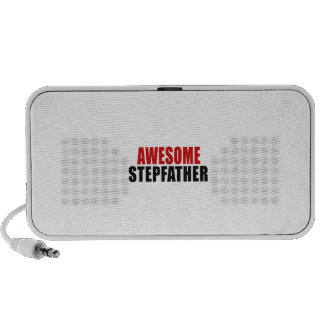 AWESOME STEPFATHER LAPTOP SPEAKERS