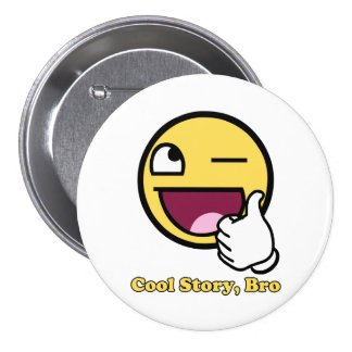 Awesome Story Button