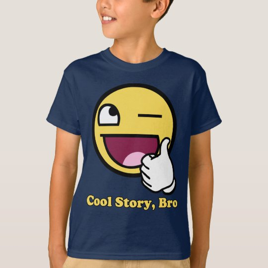 Awesome Story T-Shirt