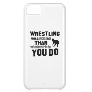 Awesome Sumo wrestle  Design iPhone 5C Covers
