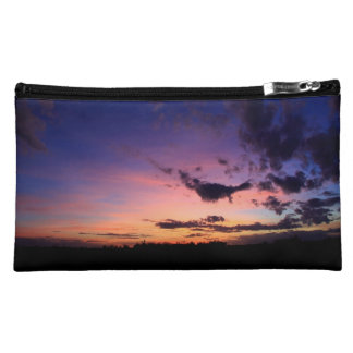 Awesome Sunset Bagettes Bag Cosmetic Bag