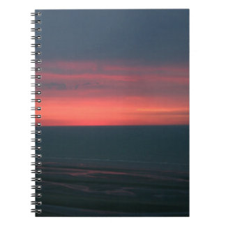 awesome sunset libros de apuntes