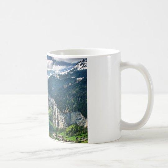 Awesome Switzerland Alps Coffee Mug