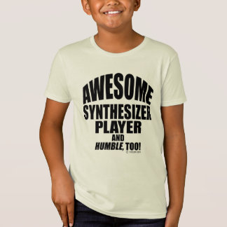 Awesome Synthesizer Player T-Shirt