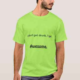 Awesome T T-Shirt