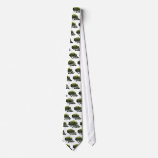 Awesome Tank Neck Tie