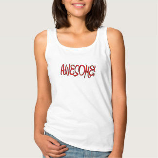 AWESOME! TANK TOP
