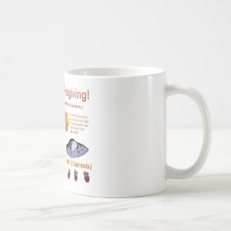 Awesome Thanksgiving Shirt Coffee Mug