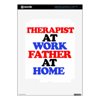 awesome therapist designs skins for iPad 3