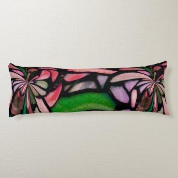 McTiffany Tiffany Aqua Awesome Tiffany Inspired Body Pillow