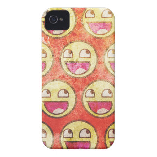 Awesome Tiles iPhone 4 Cover